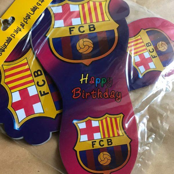 ردپای تم بارسلونا