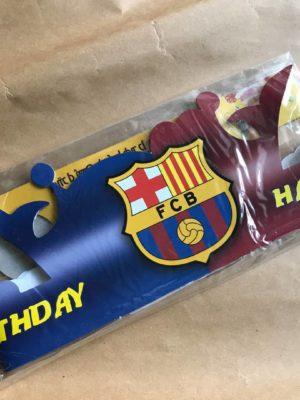 تاج تولد تم بارسلونا