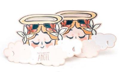 تاج تولد تم فرشته های مهربون