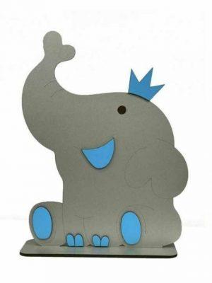 استند تم فیل آبی