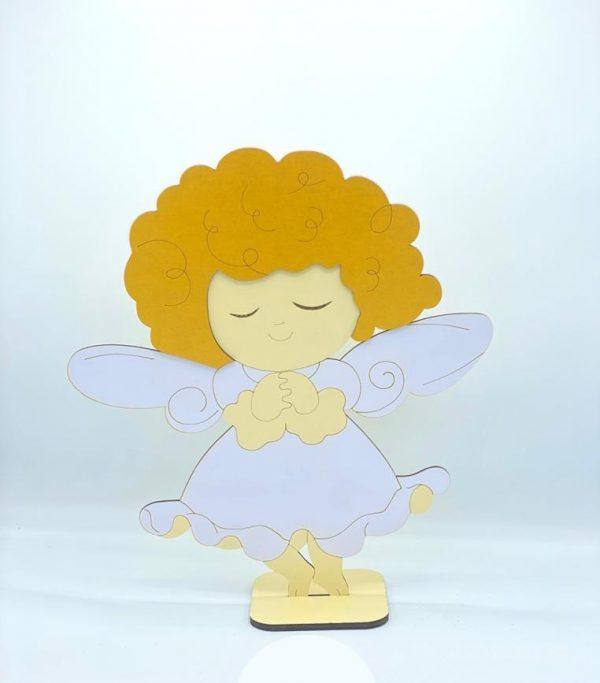 استند فرشته مو فرفری