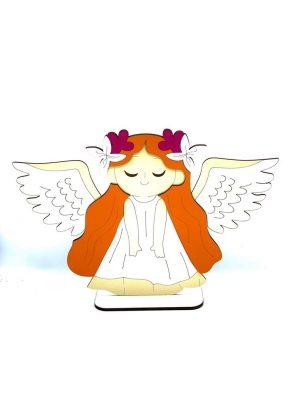 استند فرشته مو بلند