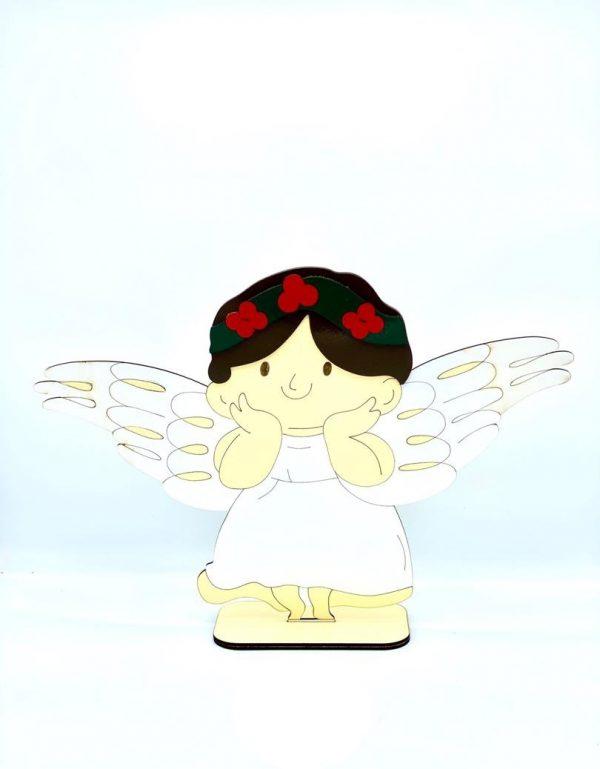 استند فرشته تل دار