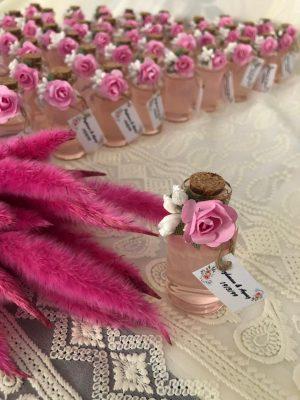 گیفت عروسی شیشه اسانس