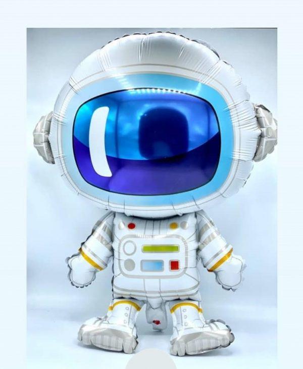 بادکنک فویلی فضانورد کوچولو
