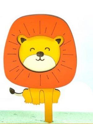 تاپر شیر تم جنگل