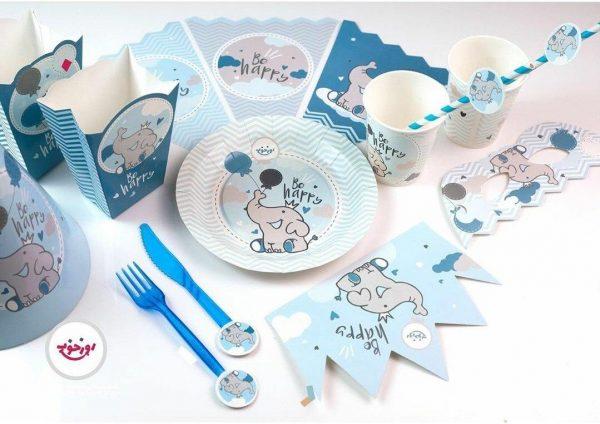 تم تولد فیل آبی